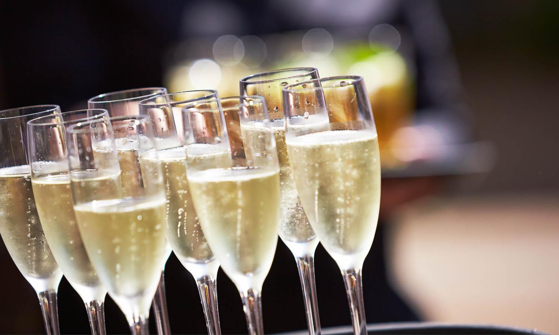 Sparkling Wines, Prosecco & Champagne